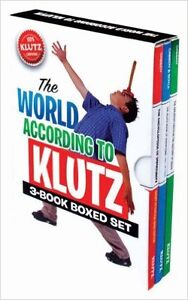 The World According to Klutz Paperback LIKE NEW