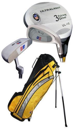Us Kids Golf Clubs Ebay