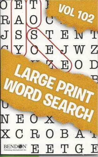 Best selling large print books