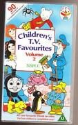 Childrens VHS