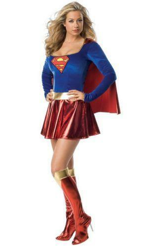 sc 1 st  eBay : make your own supergirl costume  - Germanpascual.Com