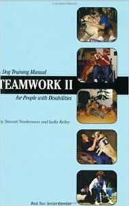 Book wanted Teamwork 2: a dog training manual for people with di