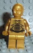 Lego C3PO Gold