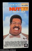 The Nutty Professor VHS