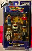 Back to The Future Minimates