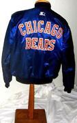 Bears Starter Jacket