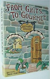 From grits to gourmet cookbook