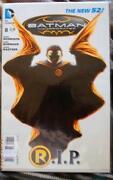 Batman 8 New 52