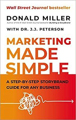 Marketing Made Simple by Donald Miller (2020. Digital)