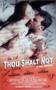 Broadway Signed Poster