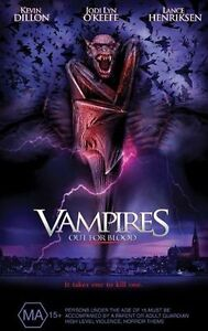 Vampires - Out For Blood (DVD, 2009)