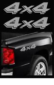 Dodge 4x4 Off Road Decals