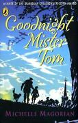 Goodnight Mister Tom Book