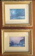 Pair Framed Prints