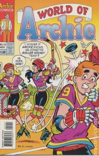 Archie Comics Collection Ebay