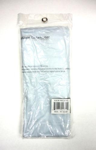 Heavy Duty Vinyl Shower Curtain Ebay