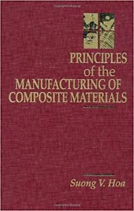 Principles Of The Manufacturing Of Composite Materials by Hoa