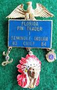 Lions Club Indian Pins