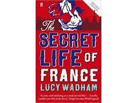 The Secret Life of France - book, as good as new