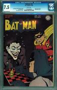 Golden Age Batman Comics