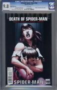 Ultimate Spider-man 160 CGC