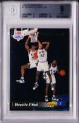 Shaquille O'neal Rookie Card Upper Deck