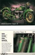 Vintage Motorcycle Engine