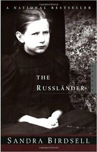 Like New! The Russlander Author: Sandra Birdsell