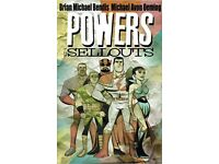 Powers Volume 6: The Sellouts TPB Graphic Novel