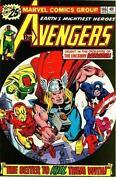 Avengers Canvas