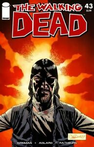 2 issues of The Walking Dead