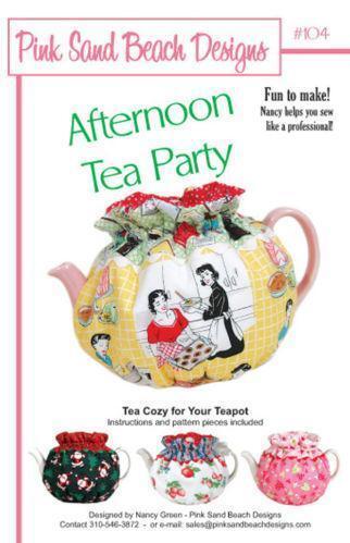 Tea Cozy Pattern Ebay