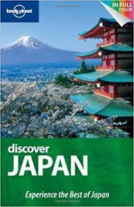 Discover Japan IN FULL COLOR- Lonely Planet