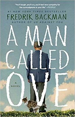 A Man Called Ove by Fredrik Backman - 30 seconds delivery  [ PDF, MOBI , Epub ]⚡