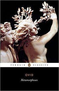 OVID - Metamorphoses (Penguin Classics)