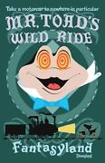 Disneyland Ride Posters
