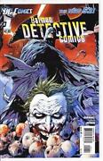 Batman Detective 1 New 52