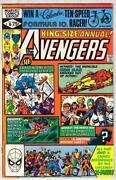 Avengers Annual 10