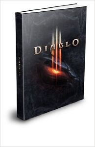 New Diablo Iii Limited Edition Strategy Guide Console