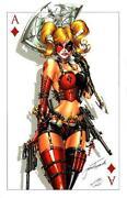 Harley Quinn Print