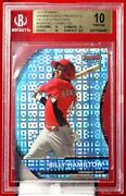 2012 Bowman Best Billy Hamilton
