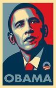 Shepard Fairey Obama Prints