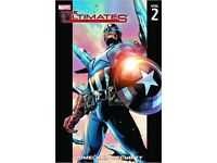 The Ultimates, Vol. 2: Homeland Security Graphic Novel