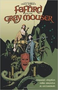 Fafhrd And The Gray Mouser ,Paperback, very rare
