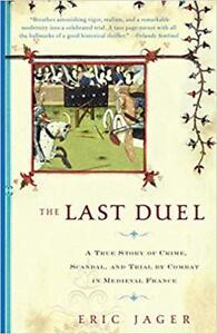 Textbook - The Last Duel A True Story of Crime - New condition