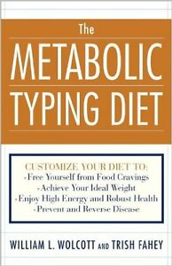"book ""The Metabolic Typing Diet"""