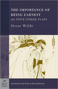 The Importance of Being Earnest & 4 Other Plays-Oscar Wilde