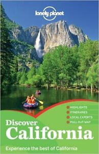 Discover California LONELY PLANET, May 2012
