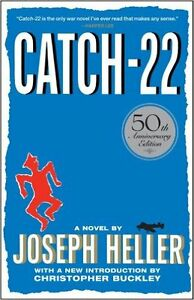 Catch 22-Joseph Heller-Very good condition