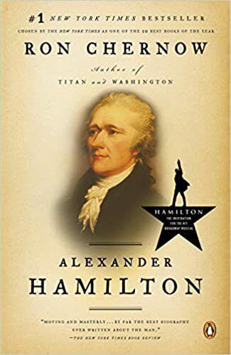 Alexander Hamilton by Ron Chernow (2005,Digital)